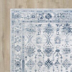 winston rug in navy