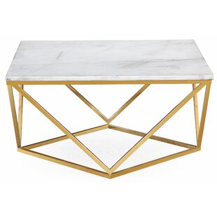 Modern Contemporary Marble Coffee Table Allmodern
