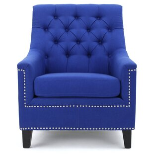 Willa Arlo Interiors Highbury Fabric Armchair