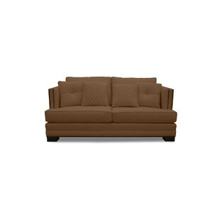 West Lux Loveseat