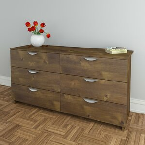 Hillsborough Double 6 Drawer Double Dresser by Trent Austin Design