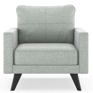 Critchlow Armchair by Corrigan Studio