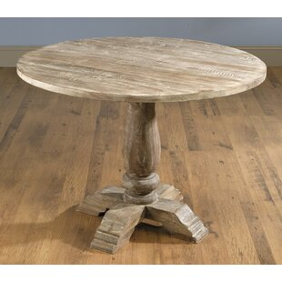 Amira Solid Wood Dining Table by Ophelia & Co.