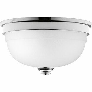 Compare Dolla 2-Light Flush Mount By Red Barrel Studio