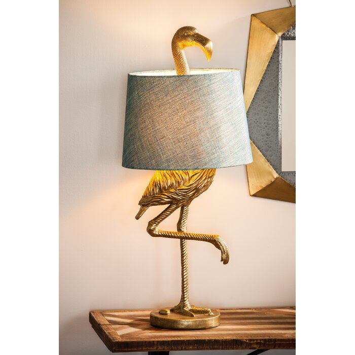 Wayfair Table Lamps >> Fairlee Flamingo 31 89 Table Lamp
