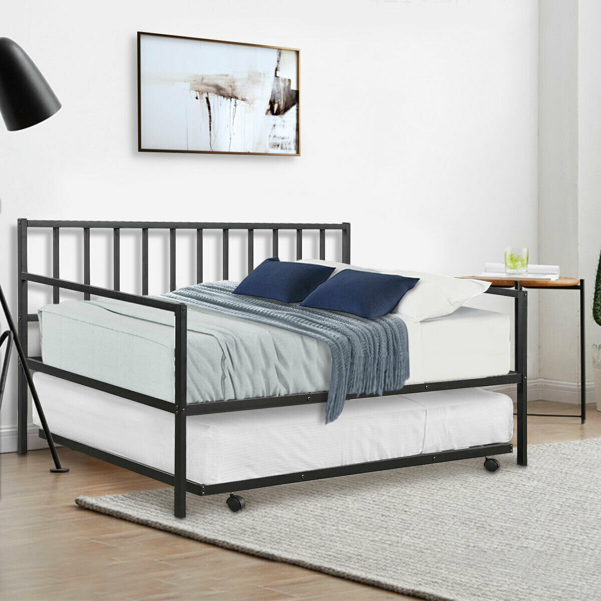 Picture of: Isabelle Max Ayesha Twin Bed With Trundle