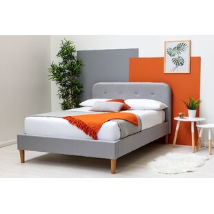 Daenerys Upholstered Bed Frame By Fjørde & Co