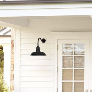 Oldage Outdoor Barn Light by Cocoweb