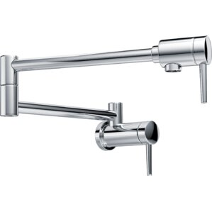 Wall Mounted Kitchen Faucet Youll Love Wayfair