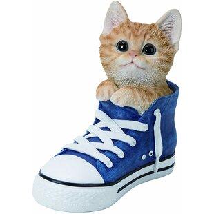 Claunch Pet Pal Sport Shoe Ginger Kitten By Happy Larry