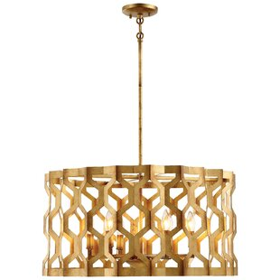 Metropolitan by Minka Coronade 6-Light Pendant