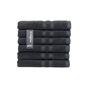 Irvington Turkish Cotton Hand Towel (Set of 6)