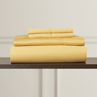 Eider & Ivory Castorena Dearmond 400 Thread Count 100% Cotton Sheet Set