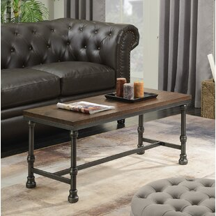 Read Reviews Wallaceton Coffee Table by Charlton Home