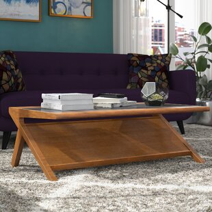 Alvarado Coffee Table by Langley Street Savings