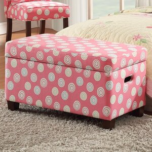 Deluxe Upholstered Kids Bench with Storage