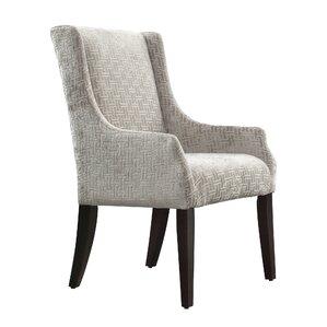Mandala Grey Wing back Chair by Kingstown Home