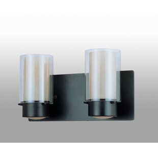 Find for Sontag 2-Light Vanity Light By Latitude Run
