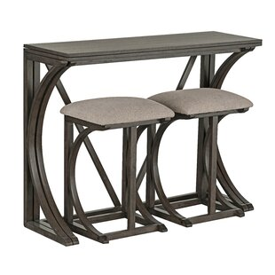 Natrona 3 Piece Pub Table Set