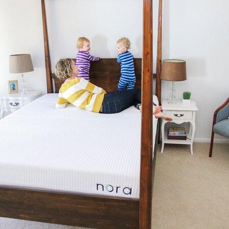 Nora mattress image from Jesse's blog