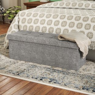 Isom Tufted Storage Ottoman by Zipcode Design