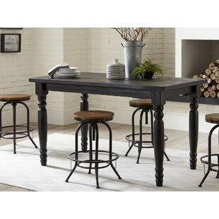 Valerie Pub Table Grain Wood Furniture