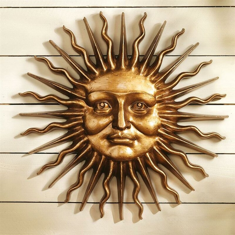 Sloane Greenman Sun Wall Décor