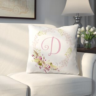 Thawville Typography Summer Throw Pillow