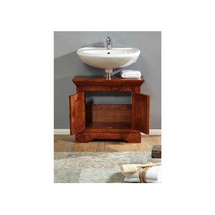 Oxford 66 X 60cm Under Sink Cabinet By Massivmoebel24