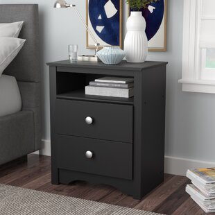 Legrand 2 Drawer Nightstand