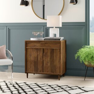 Cutrer 2 Door Accent Cabinet by Mercury Row