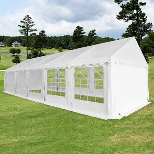 Corder 5m X 10m Steel Party Tent By Sol 72 Outdoor