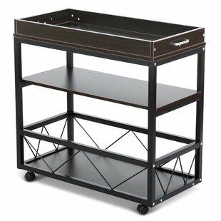 Sowa 3-Tier Bar Cart by Winston Porter