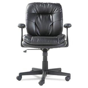 Ottinger Swivel/Tilt Executive Chair by Symple Stuff Amazing