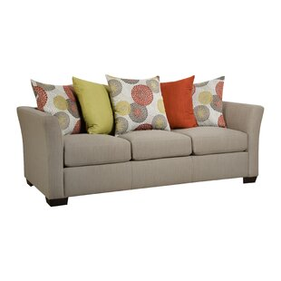 Simmons Upholstery Roulston Sleeper Sofa by Red Barrel Studio