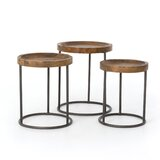 North Stoke Tray Top Frame Nesting Tables by Ivy Bronx