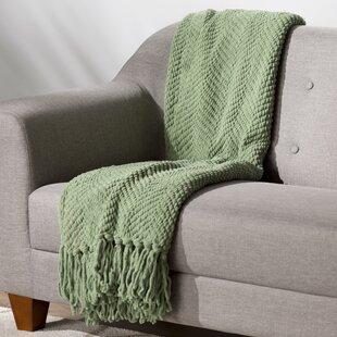 Green Blankets & Throws You\'ll Love in 2019   Wayfair
