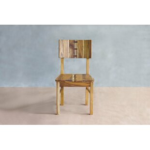 Somoto Solid Wood Dining Chair by Masaya ..