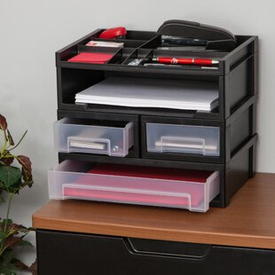 IRIS USA, Inc. Desktop Storage