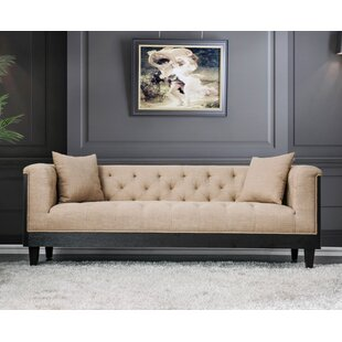 Molter Sofa by House of Hampton 2019 Sale