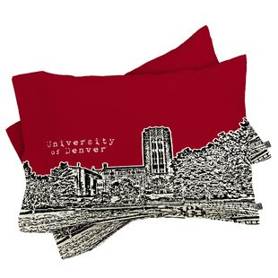 Bird Ave University of Denver Pillowcase