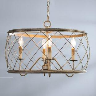 Ryne 4-Light Pendant by La..