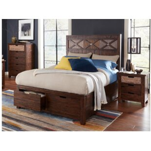 Heritage Hill Queen Panel Configurable Bedroom Set by Loon Peak