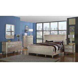 Brette Platform Configurable Bedroom Set
