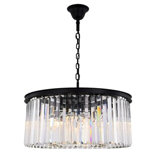 Lavinia8-Light Crystal Chandelier by Ever..