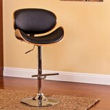Swivel Adjustable Height Bar Stool by AC Pacific