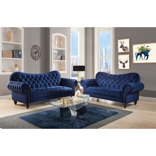 Mercer41 Kohut Configurable Living Room Set