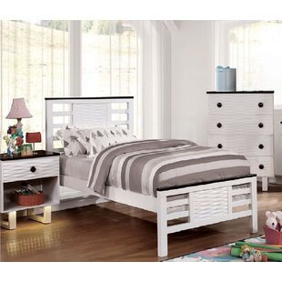 Addilyn Kids Platform Bed by Harriet Bee