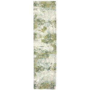 Knox Haze Blue/Green Area Rug