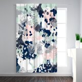 Abstract Modern Contemporary Blackout Curtains You Ll Love In 2021 Wayfair
